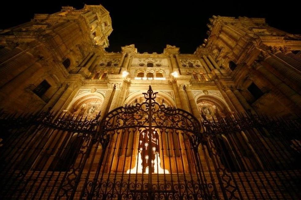 belen-de-luces-catedral_malaga