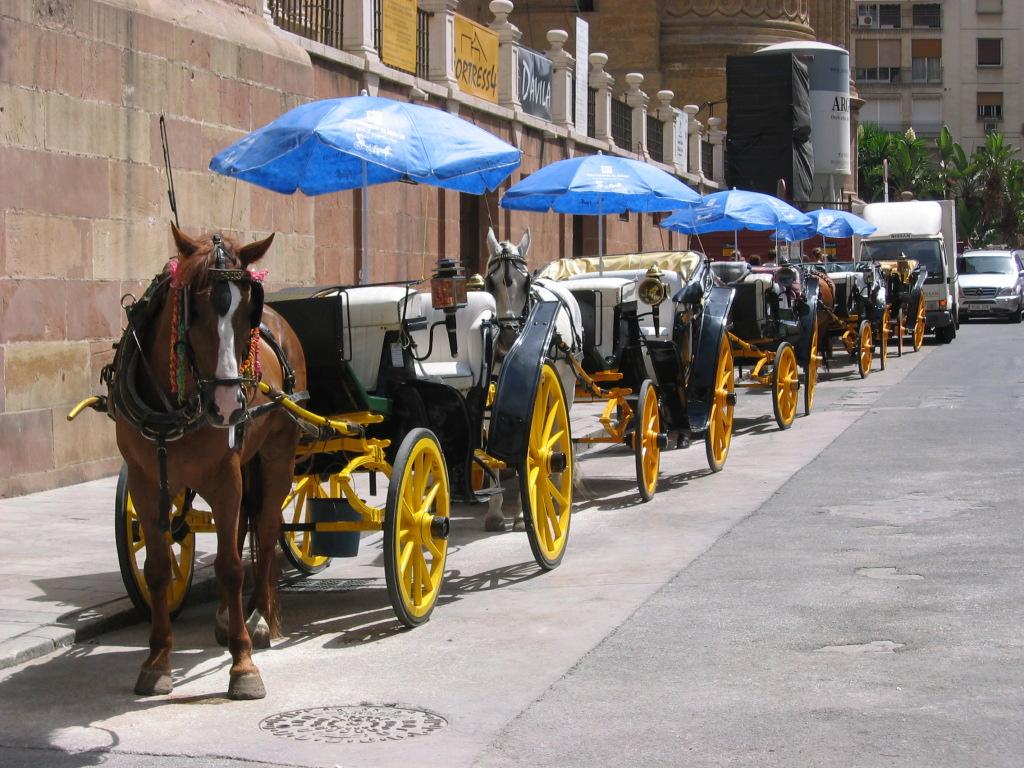Ideas románticas Malaga
